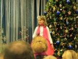 Новогоднее музыкальное поздравление от Ксении Белайчук