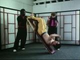 Бой до победы (1987 ) Синтия Ротрок (3)