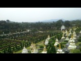 тропический сад. Нонг-Нуч
